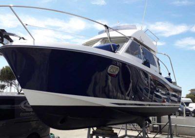 Covering wrapping bateau Antares Serie 9 - Saint Gilles Croix de Vie