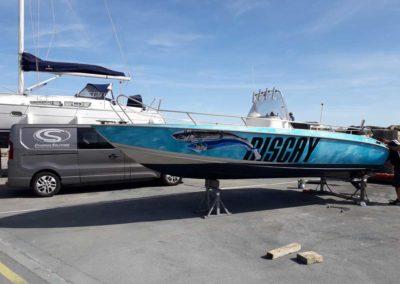 bateau Eagle 630 - Guide de pêche