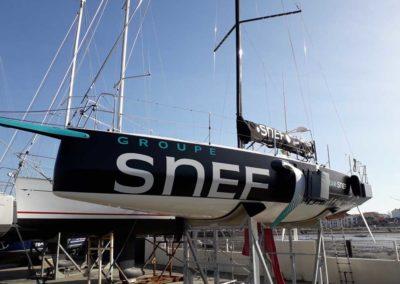 bateau Figaro 3 SNEF
