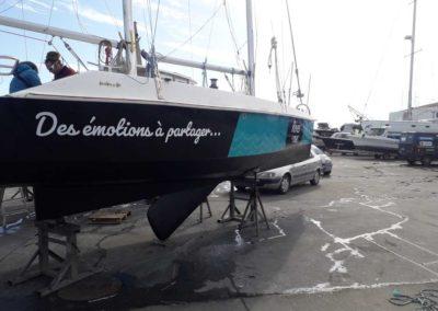 bateau Filao 900 - Ecole de voile