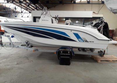 bateau Flyer 6 - série limitée RC Marine