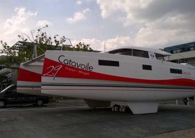 bateau Nautitech 40 - Catavoilie 29