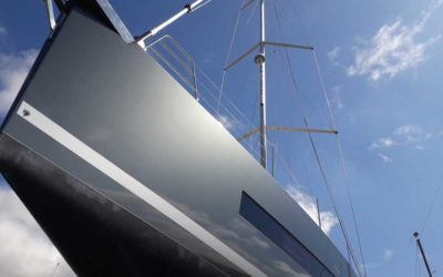 Covering intégral Oceanis Yacht 62