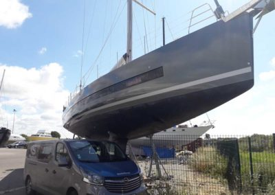 covering solutions wrapping yatch oceanis 62